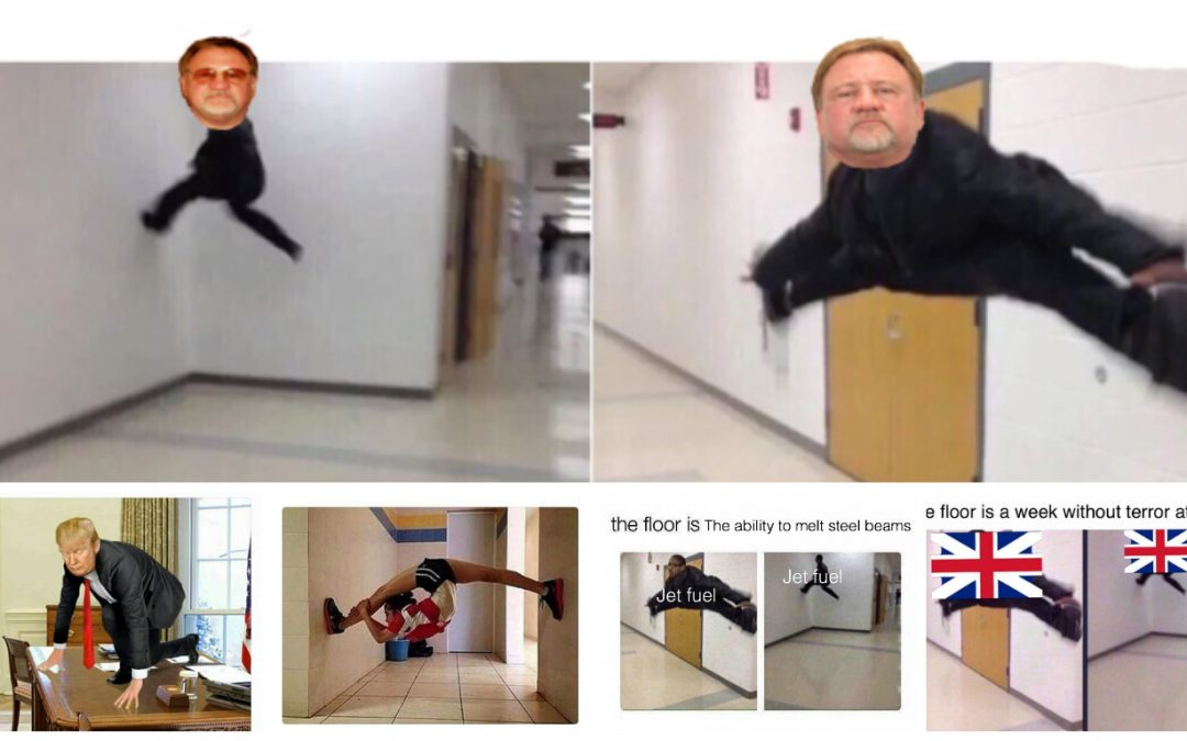 The Floor Is Meme Dump