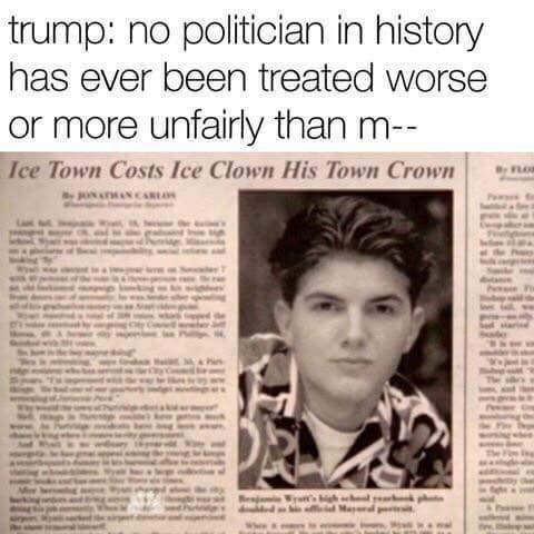 ice clown