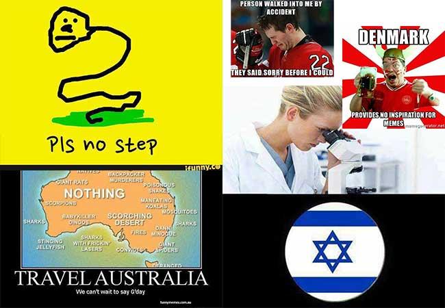 Memes Around The Globe 2