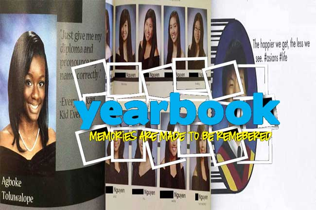 Yearbook Cringe – High School Is Rough