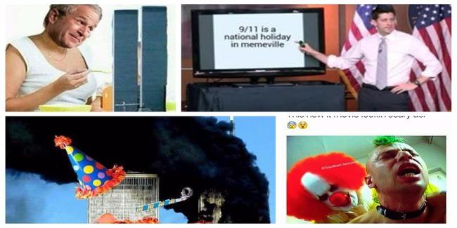 9/11 Fan Dump