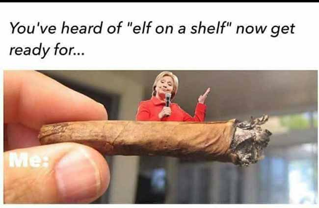 Elf On A Shelf?