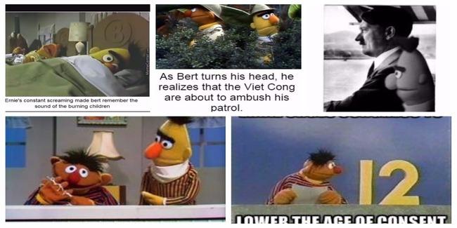 Adult Sesame Street